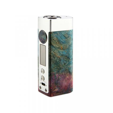 80W Woody Vapes S3 Stabilized Wood TC MOD