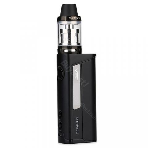 cheap 110W Innokin OCEANUS Scion VW Starter Kit with 20700 Battery - 3000mAh , Black