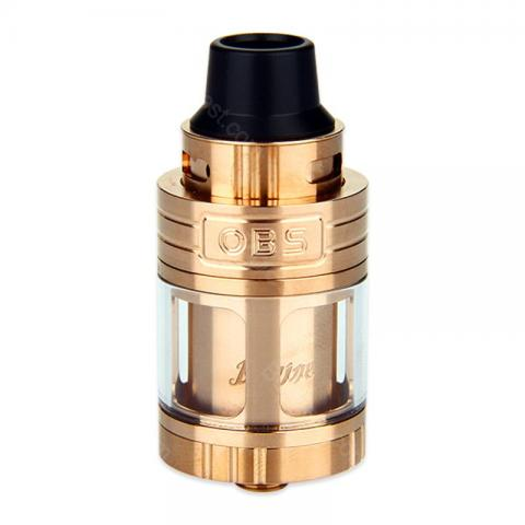 cheap OBS Engine RTA Tank Atomizer - 5.2ml, Gold