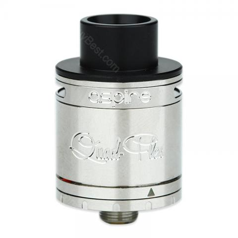 cheap Aspire Quad-Flex Power Pack Atomizers, Silver