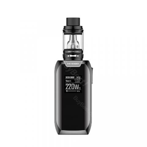 cheap 220W Vaporesso Revenger X TC Kit with NRG Tank - Black 5ml