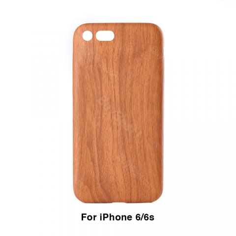 ET FXY-1 Wood Mobile Phone Case For iPhone6/6s/6plus/6splus/7/8/7plus/8plus/X