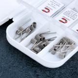 7 in 1 Coilology Performance Coil  42pcs/pack - Silver Type A-4