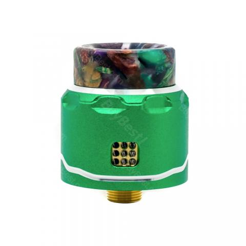 cheap Asmodus C4 BF RDA - Green