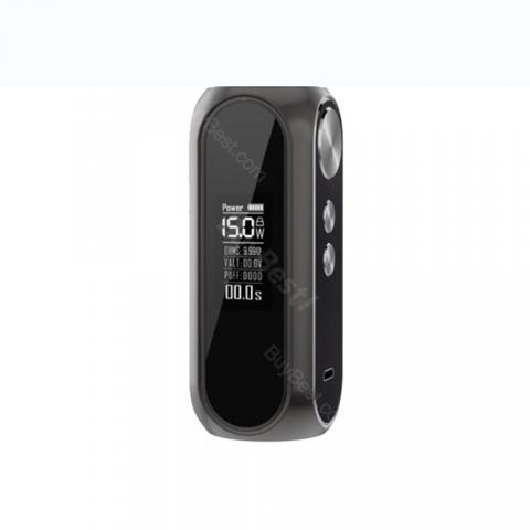 cheap 80W OBS Cube VW Mod - 3000mAh, Gun Metal
