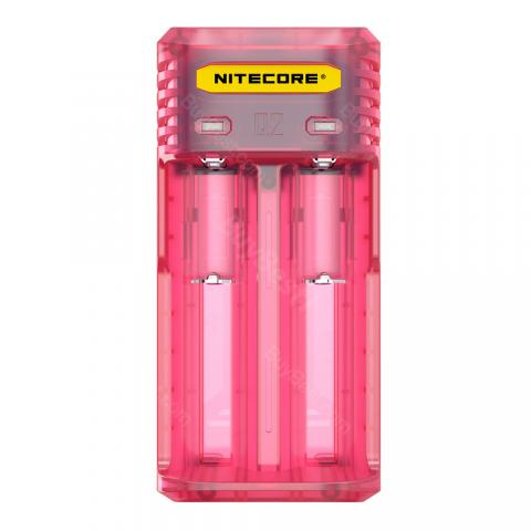 Nitecore Q2 2-Slot 2A Quick Li-battery Charger