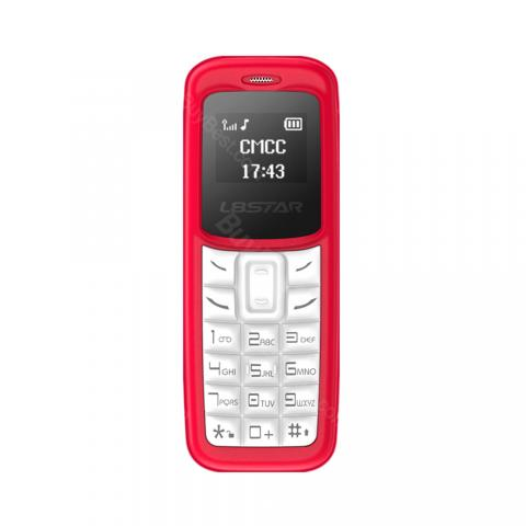 cheap Mini Phone With Bluetooth Headset Support SIM Card - Red