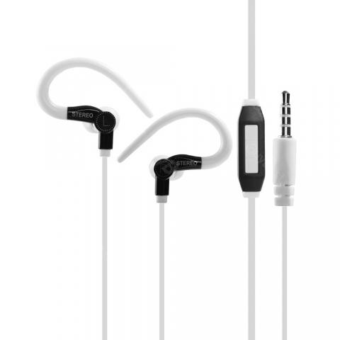 BBGear A08 Wired Earphone for iPhone, iPad, iPod, Samsung, Android