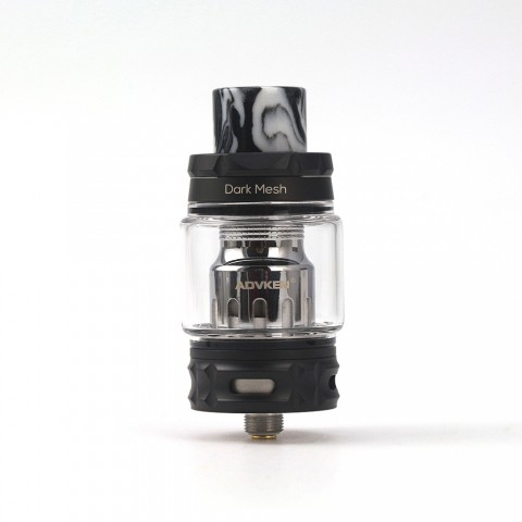 cheap Advken Dark Sub-ohm Mesh Tank - 5ml/6ml, Black Standard Edition