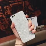 ET SJ-3 Conch Plating Phone Case for iphone, White Type A-3