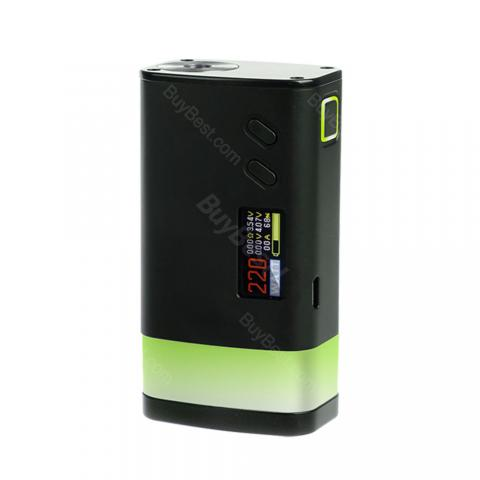 cheap Fuchai GLO 230W TC Box MOD - Black