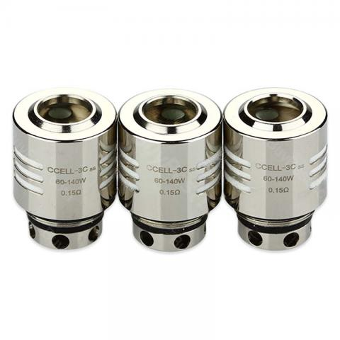 cheap  Vaporesso Giant Dual Tank Replacement CCELL Coil 3pcs/pack - 0.15ohm