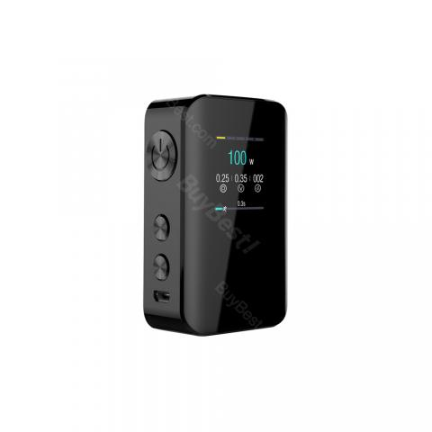 cheap 100W Kangertech VOLA TC Box MOD - 2000mAh, Black