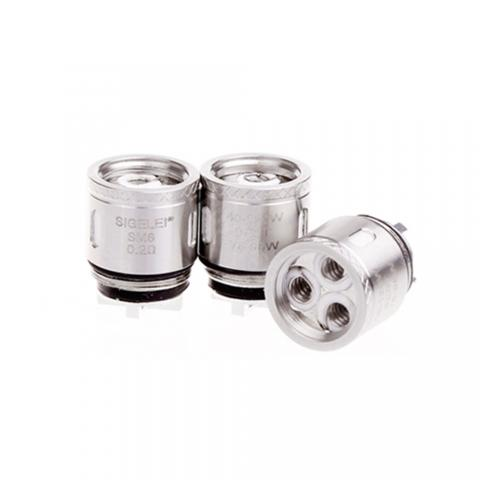 cheap Sigelei SM Coil 5pcs/pack - 0.2ohm