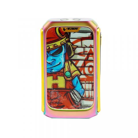 220W Vzone Graffiti TC Box Mod