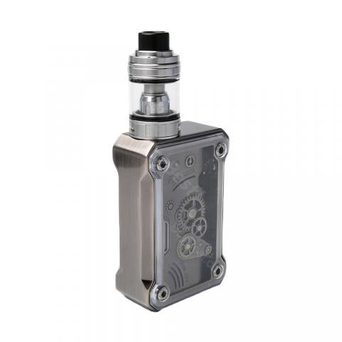 cheap 220W Tesla Punk TC Kit with H8 Tank - Black