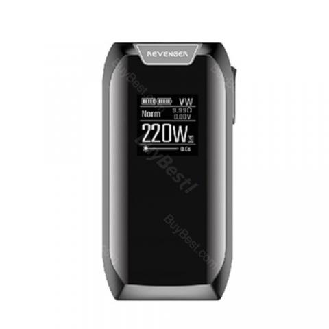 cheap 220W Vaporesso Revenger X TC Box MOD - Black