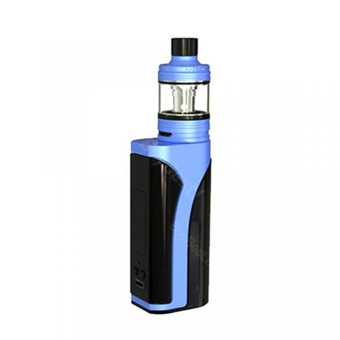 cheap Eleaf iKuun i80 TC Kit 3000mAh with Melo 4 Atomizer - Blue D25