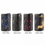 200W DOVPO Topside Dual TC Squonk MOD Top Fill MOD - Black /Red Standard Edition-1