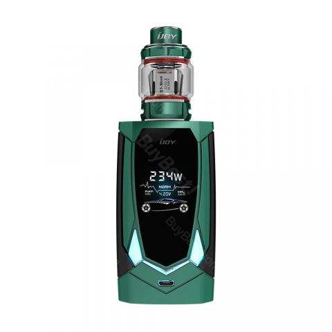 cheap 234W IJOY Avenger 270 Kit with Avenger Subohm Tank - Green TPD Edition