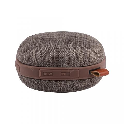 cheap Y260 Wireless Bluetooth Speaker  - Brown