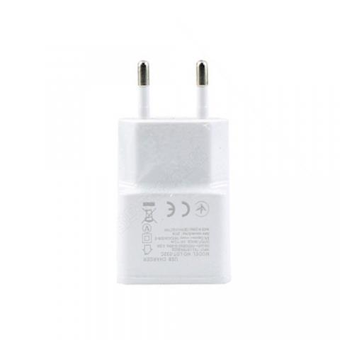 1000mAh USB Charger Adapter EURO US