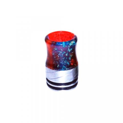 cheap Sequins Resin Curve 810 Drip Tip 0297