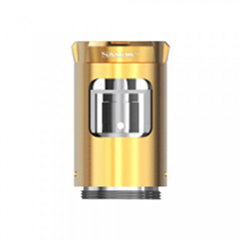 cheap SMOK Nord 19 Glass Tube with Metal Cover - 2ml, Gold
