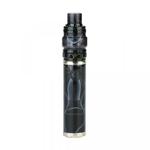 cheap Eleaf iJust 3 Kit 3000mAh with ELLO Duro Atomizer New Acrylic Version - Black 6.5ml