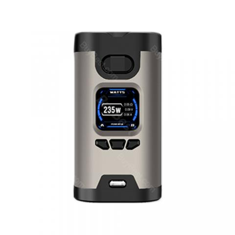 cheap 235W Hcigar Wildwolf TC Mod - Silver/Black