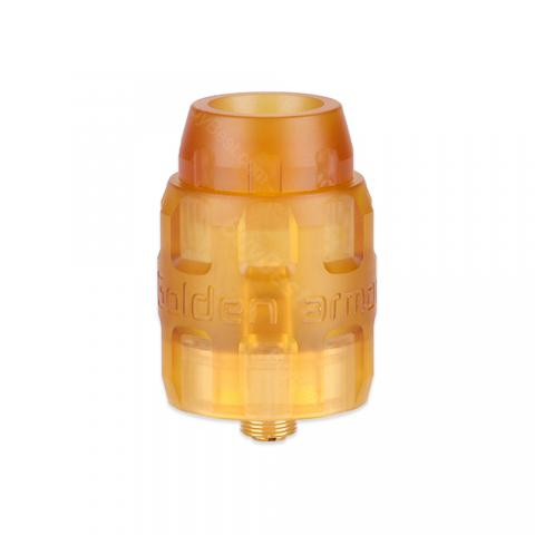 cheap Serisvape Gold Armor RDA Tank - Gold