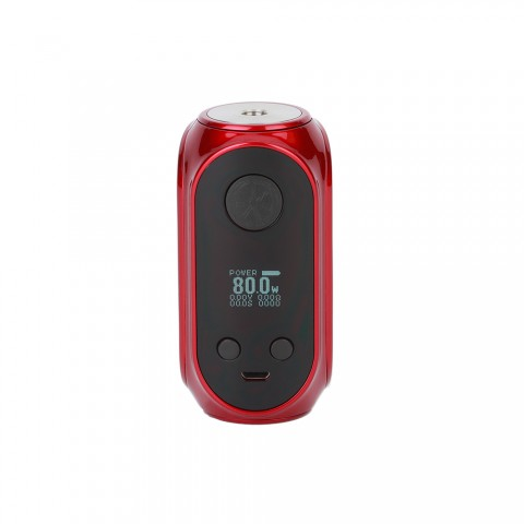 cheap 80W Asmodus Tribeaut TC Box Mod - Red