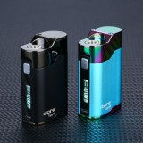 80W Aspire Cygnet VW Box MOD - Black/Grey-4