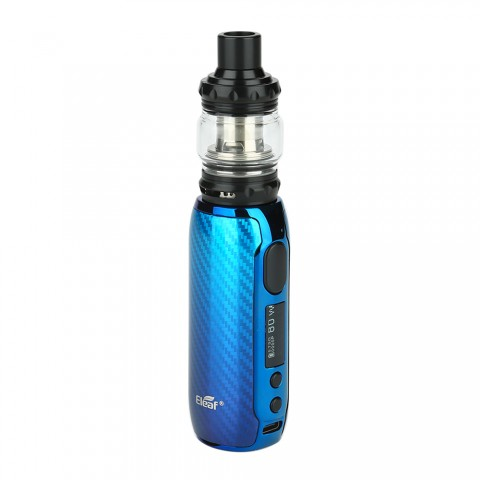 cheap 80W Eleaf iStick Rim C Kit with MELO 5 - Gradient Blue 4ml