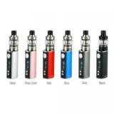 80W Eleaf iStick T80 TC Box Kit with Pesso Atomizer - 3000mAh , Red 5ml without Child Lock-3