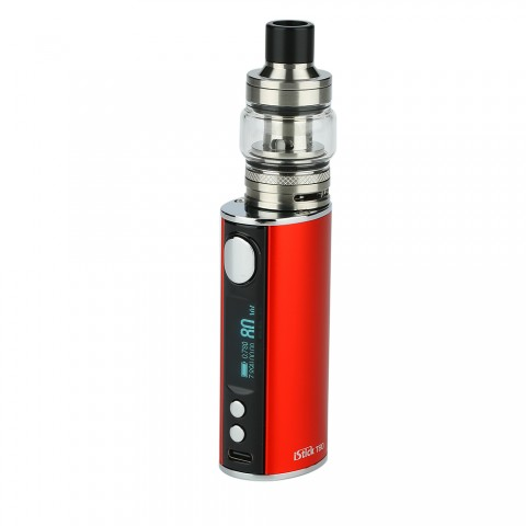 80W Eleaf iStick T80 TC Box Kit with Pesso Atomizer - 3000mAh