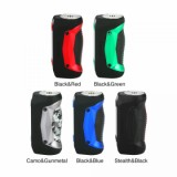 80W Geekvape Aegis Mini TC Box MOD - 2200mAh, Black&Red-3