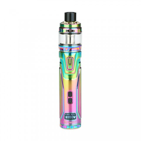 cheap 80W Joyetech ULTEX T80 Kit with Cubis Max Tank - Dazzling