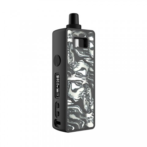 cheap 80W MECHLYFE Ratel Rebuildable Pod System Kit - Resin White 4ml Standard Edition