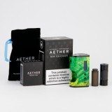 80W ULTRONER Aether Squonker TC Box Mod - Green Standard Edition-5