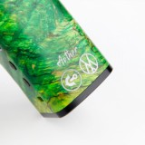 80W ULTRONER Aether Squonker TC Box Mod - Green Standard Edition-4