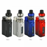 80W Vaporesso Swag II TC Kit with NRG PE Tank - Silver Standard Edition-2