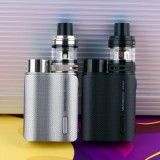 80W Vaporesso Swag II TC Kit with NRG PE Tank - Silver Standard Edition-1