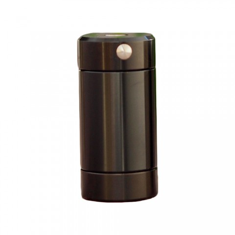 cheap Cthulhu Tube Mod Supports 22mm and 24mm Atomizer - Black