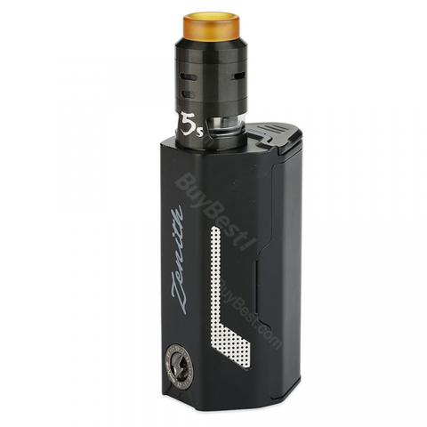 cheap 300W IJOY MAXO Zenith Starter Kit with RDTA 5S Tank - Black