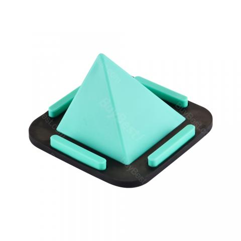 cheap ET LQF-1 Pyramid Phone Stand, Blue