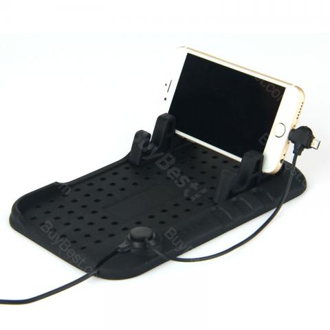 Magnetic Silicone Anti-skid Pad Phone Stand