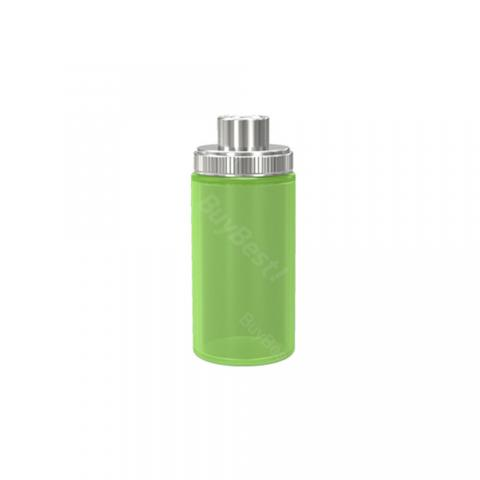 cheap Wismec Silicone Squeeze Bottle for Luxotic - 6.8ml , Green