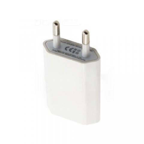 cheap 950mAh USB Charger Adapter For Samsung Galaxy Xiaomi - White EURO plug