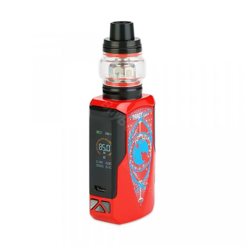 cheap 85W Vaporesso Tarot Baby Kit with NRG SE - 2500mAh, Red 4.5ml